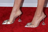LOS ANGELES - JAN 17:  Stassi Schroeder, shoe detail at the 2020 iHeartRadio Podcast Awards at the iHeart Theater on January 17, 2020 in Burbank, CA