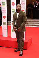 Ashley Walters<br /> arriving for the Prince's Trust Awards 2020 at the London Palladium.<br /> <br /> ©Ash Knotek  D3562 11/03/2020