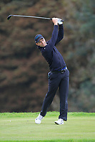 Marcel Schneider (GER) on the 3rd tee during Round 1 of the Bridgestone Challenge 2017 at the Luton Hoo Hotel Golf &amp; Spa, Luton, Bedfordshire, England. 07/09/2017<br /> Picture: Golffile   Thos Caffrey<br /> <br /> <br /> All photo usage must carry mandatory copyright credit     (&copy; Golffile   Thos Caffrey)