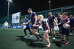 CRFA Gldoiators  VS Natixis HKFC  GFI HKFC Rugby Tens 2016 on 07 April 2016 at Hong Kong Football Club in Hong Kong, China. Photo by Marcio Machado / Power Sport Images