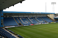 General view of The Rainham End at Gillingham FC during Gillingham vs Burton Albion, Sky Bet EFL League 1 Football at The Medway Priestfield Stadium on 10th August 2019