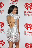 LAS VEGAS, NV - September 22: Kat Graham  pictured at iHeart Radio Music Festival at MGM Grand Resort on September 22, 2012 in Las Vegas, Nevada. &copy; Kabik/ Starlitepics / MediaPunch Inc /NortePhoto<br />
