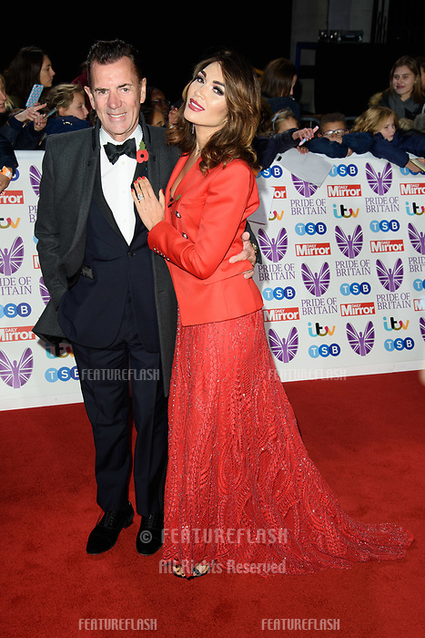 LONDON, UK. October 29, 2018: Duncan Banatyne at the Pride of Britain Awards 2018 at the Grosvenor House Hotel, London.<br /> Picture: Steve Vas/Featureflash