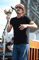 HOMESTEAD, FL - NOVEMBER 18:  Kid Rock performs during the NASCAR Sprint Series Ford EcoBoost 400 at Homestead-Miami Speedway on November 18, 2012 in Homestead, Florida.  Credit: mpi04/MediaPunch Inc. NortePhoto