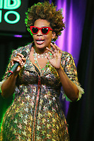 BALA CYNWYD, PA -AUGUST 9 : Macy Gray visits WDAS performance studio in Bala Cynwyd, Pa on August 9, 2018 Credit: Star Shooter/MediaPunch