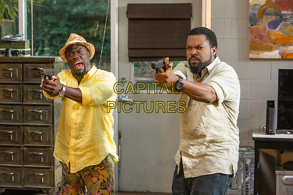 Ride Along 2 (2016) <br /> Kevin Hart, Ice Cube<br /> *Filmstill - Editorial Use Only*<br /> CAP/KFS<br /> Image supplied by Capital Pictures