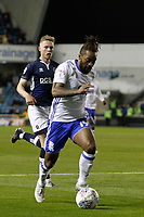 Jacques Maghoma of Birmingham City in action during the Sky Bet Championship match between Millwall and Birmingham City at The Den, London, England on 21 October 2017. Photo by Carlton Myrie.