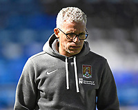 Northampton Town Manager Keith Curle during Portsmouth vs Northampton Town, Leasing.com Trophy Football at Fratton Park on 3rd December 2019