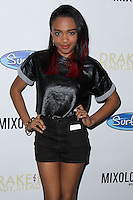 "LOS ANGELES, CA, USA - APRIL 17: Lauryn McClain at the Drake Bell ""Ready Steady Go!"" Album Release Party held at Mixology101 & Planet Dailies on April 17, 2014 in Los Angeles, California, United States. (Photo by Xavier Collin/Celebrity Monitor)"