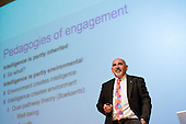 Deputy Director Dylan Wiliam addresses the Institute of Education Teaching and Learning Conference 2009, London.
