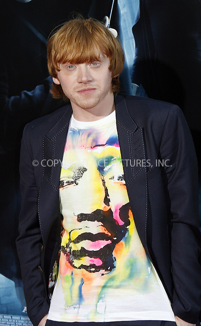 WWW.ACEPIXS.COM . . . . .  ....July 9 2009, New York City....Actor Rupert Grint at the New York premiere of 'Harry Potter and the Half-Blood Prince' at Ziegfeld Theatre on July 9, 2009 in New York City....Please byline: NANCY RIVERA- ACE PICTURES.... *** ***..Ace Pictures, Inc:  ..tel: (212) 243 8787 or (646) 769 0430..e-mail: info@acepixs.com..web: http://www.acepixs.com