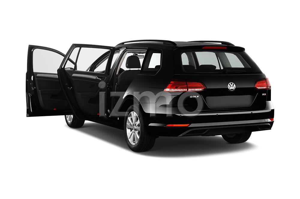 Car images of 2017 Volkswagen Golf-Variant Trend-Line 5 Door Wagon Doors