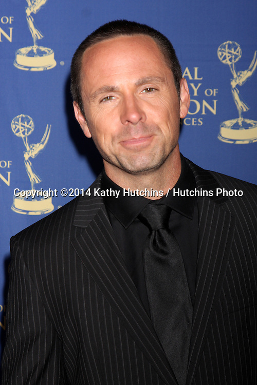 LOS ANGELES - JUN 20:  William deVry at the 2014 Creative Daytime Emmy Awards at the The Westin Bonaventure on June 20, 2014 in Los Angeles, CA