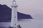 LIGHTHOUSE IN SAN FELIPE ON THE SEA OF CORTEZ