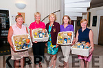 Captain's Charity Day: The winners of the Ballybunion Golf Club Lady Captain's charity day being presented with their prizes at a function in Ballybunion GC by lady captain Josette O'Donnell on Saturday night last. L-R : Catherine Kavanagh, Mitchelstown GC, Anne Marie O'Carroll, Ballybunion GC, Josette O'Donnell, Lady Captain Ballybunion GC, Deirdre Mullins, Mitchelstown GC & Siobhan O'Mahony, Mitchelstown GC.