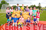 Enjoying the Ted O'Keeffe Family Fun Day at Ballymac GAA on Sunday