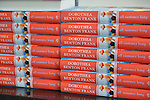 """MIAMI, FL - JUNE 11: General view of books on display during author Dorothea Benton Frank signs copies of her new book """" All Summer Long '' at Books and Books on Saturday June 11, 2016 in Coral Gables, Florida. ( Photo by Johnny Louis / jlnphotography.com )"""
