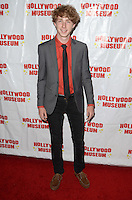 "HOLLYWOOD, CA - AUGUST 18:  Joey Luthman at ""Child Stars - Then and Now"" Exhibit Opening at the Hollywood Museum on August 18, 2016 in Hollywood, California. Credit: David Edwards/MediaPunch"