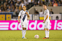 LA Galaxy vs Real Salt Lake, Ocotber 6, 2012