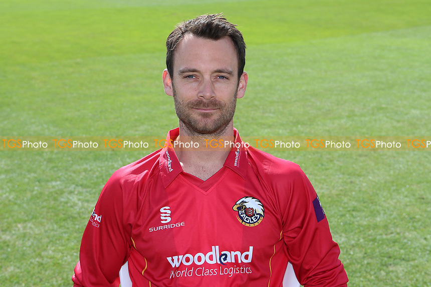 James Foster of Essex in Royal London Cup kit during the Essex CCC Press Day at The Cloudfm County Ground on 5th April 2017