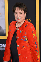 LOS ANGELES, CA. September 24, 2018: Kathy Bates at the Los Angeles premiere for &quot;A Star Is Born&quot; at the Shrine Auditorium.<br /> Picture: Paul Smith/Featureflash