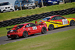Leon Bidgway/Steve Baker - RedMoon Racing Toyota MR2