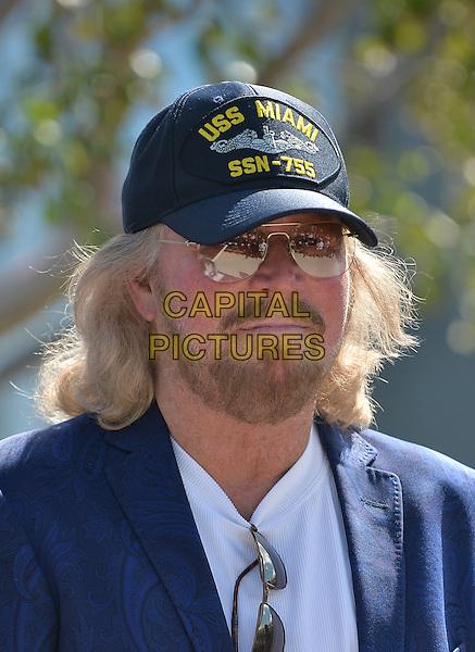 MIAMI BEACH, FL - FEBRUARY 16: Barry Gibb attends Miami Beach Announces Headline Performers for Mega Centennial Concert Celebration at New World Center on February 16, 2015 in Miami Beach, Florida. <br /> CAP/MPI/mpi10<br /> &copy;mpi10/MPI/Capital Pictures