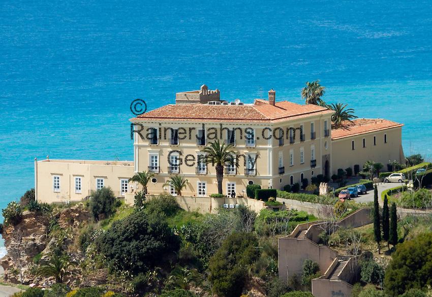 Italy, Calabria, beach resort Cittadella del Capo: 5 stars  luxury hotel Palazzo del Capo