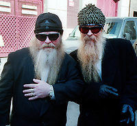 ZZ Top, 1999, Photo By John Barrett/PHOTOlink