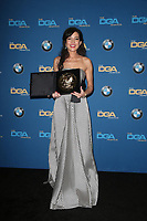 BEVERLY HILLS, CA - FEBRUARY 3: Reed Romano in the press room at the 70th Annual DGA Awards at The Beverly Hilton Hotel in Beverly Hills, California on February 3, 2018. <br /> CAP/MPI/FS<br /> &copy;FS/MPI/Capital Pictures
