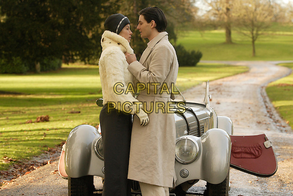 JESSICA BIEL & BEN BARNES.in Easy Virtue.*Filmstill - Editorial Use Only*.CAP/FB.Supplied by Capital Pictures.
