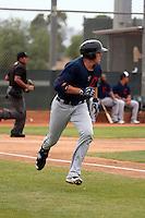 Brad Zimmer - Cleveland Indians 2016 spring training (Bill Mitchell)