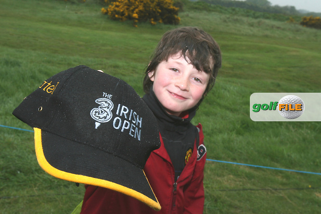 at the 3 Irish Open Golf in Baltray...Photo NEWSFILE/Jenny Matthews.(Photo credit should read Jenny Matthews/NEWSFILE)....This Picture has been sent you under the condtions enclosed by:.Newsfile Ltd..The Studio,.Millmount Abbey,.Drogheda,.Co Meath..Ireland..Tel: +353(0)41-9871240.Fax: +353(0)41-9871260.GSM: +353(0)86-2500958.email: pictures@newsfile.ie.www.newsfile.ie.FTP: 193.120.102.198.