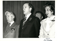 Pierre Trudeau ,2 avril 1979<br /> <br /> PHOTO : agence quebec presse