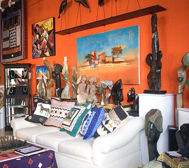 Shopping, Zulu Exclusive Gallery, Orlando, Florida