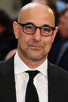 "Stanley Tucci arriving for the ""X-Men: Days of Future Past"" UK premiere at the Odeon Leicester Square, London. 12/05/2014 Picture by: Steve Vas / Featureflash"