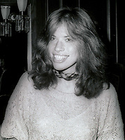 Carly Simon 1982<br /> John Barrett/PHOTOlink.net