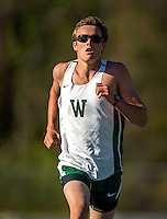 Sports photography coverage of the Woodlawn School Track and Field team completing at the meet held at Victory Christian School in Charlotte, NC.<br /> <br /> Charlotte Photographer - PatrickSchneiderPhoto.com