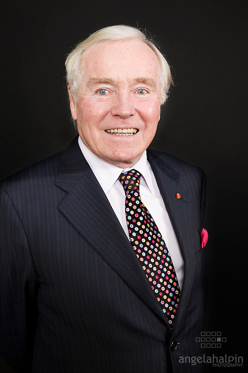 Patrick Kennedy  - Paddy Power Bookmakers.Feargal Quinn.Publication: Business Connections.