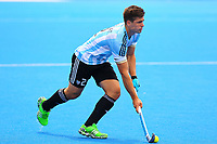 Gonzalo Peillat of Argentina during the Hockey World League Quarter-Final match between Argentina and Pakistan at the Olympic Park, London, England on 22 June 2017. Photo by Steve McCarthy.