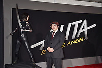 WESTWOOD, CA - FEBRUARY 05: Yukito Kishiro attends the Premiere Of 20th Century Fox's 'Alita: Battle Angel' at Westwood Regency Theater on February 05, 2019 in Los Angeles, California.<br /> CAP/ROT/TM<br /> ©TM/ROT/Capital Pictures