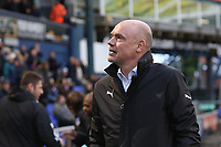 Fleetwood Town manager Uwe Rösler during the Sky Bet League 1 match between Oldham Athletic and Fleetwood Town at Boundary Park, Oldham, England on 26 December 2017. Photo by Juel Miah / PRiME Media Images.