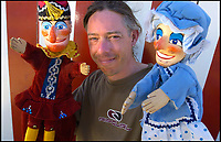 Struggling Punch and Judy show try's crowdfunding.