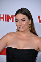 Sophie Simmons - daughter of KISS star Gene Simmons - at the world premiere of &quot;Why Him?&quot; at the Regency Bruin Theatre, Westwood. December 17, 2016<br /> Picture: Paul Smith/Featureflash/SilverHub 0208 004 5359/ 07711 972644 Editors@silverhubmedia.com