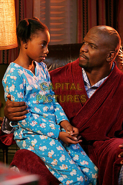 IMANI HAKIM & TERRY CREWS.in Everybody Hates Chris.*Editorial Use Only*.Ref: FB.www.capitalpictures.com.sales@capitalpictures.com.Supplied by Capital Pictures.