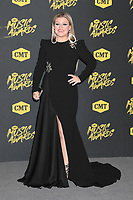 06 June 2018 - Nashville, Tennessee - Kelly Clarkson. 2018 CMT Music Awards held at Bridgestone Arena.  <br /> CAP/ADM/LF<br /> &copy;LF/ADM/Capital Pictures