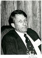 Le President de Alcan Aluminium Ltee,  David Culver<br /> , 1 mars 1979<br /> <br /> <br /> PHOTO :   Agence Quebec Presse