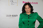 Samantha von Sperling at Color of Beauty Awards hosted by VH1's Gossip Table's Delaina Dixon and Maureen Tokeson-Martin on February 28, 2015 with red carpet, awards and cocktail reception at Ana Tzarev Gallery, New York City, New York.  (Photo by Sue Coflin/Max Photos)