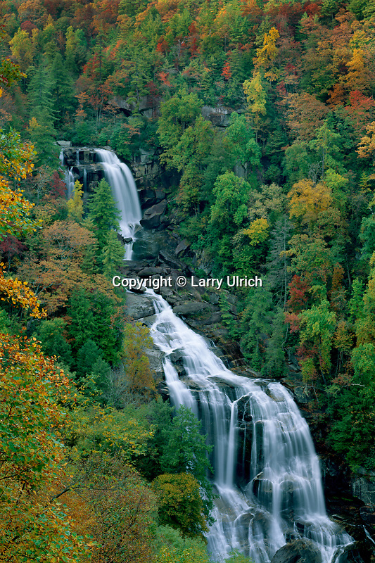 Whitewater Falls, Whitewater River<br />