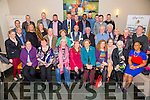 St. Vincent de paul Society volunteers  enjoying their Christmas party on Friday night at Ballyroe Hotel.